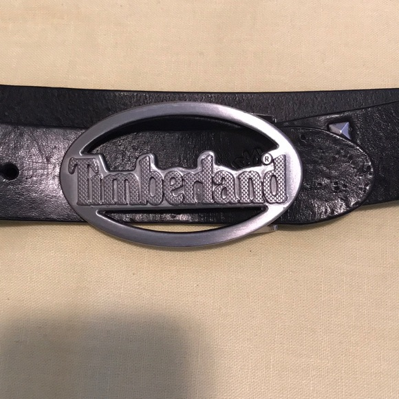 Timberland Other - Timberland Leather Belt! 38.